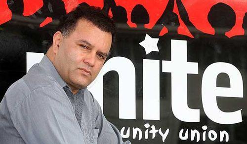 Matt McCarten unite campaign- Bryce Edwards