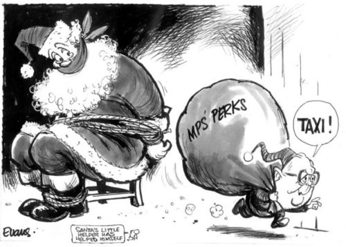 88 MP travel perk NZ political finance parliament expenses scandal - Bryce Edwards liberation blog www.liberation.org.nz