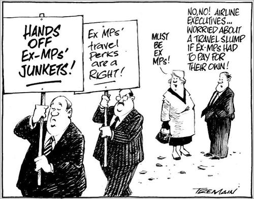 57 MP travel perk NZ political finance parliament expenses scandal - Bryce Edwards liberation blog www.liberation.org.nz