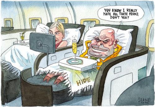 33 MP travel perk NZ political finance parliament expenses scandal - Bryce Edwards liberation blog www.liberation.org.nz