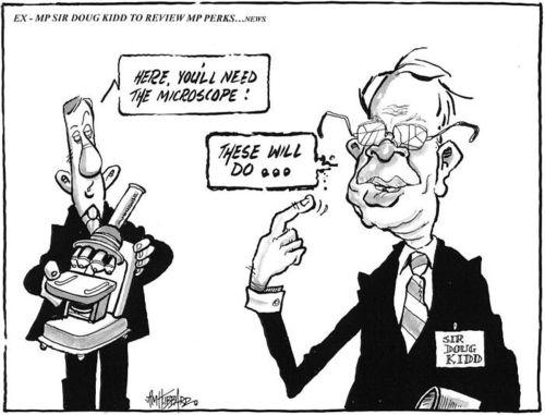 86 MP travel perk NZ political finance parliament expenses scandal - Bryce Edwards liberation blog www.liberation.org.nz