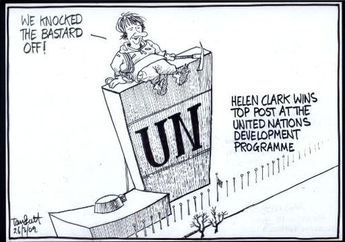 11 - Helen Clark prime minister New Zealand Labour Party UN New York Bryce Edwards liberation blog – www.liberation.org.nz