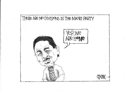 11 - Maori Party Hone Harawira Bryce Edwards Otago liberation blog - www.liberation.org.nz