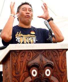 19 - Maori Party Hone Harawira Bryce Edwards Otago liberation blog - www.liberation.org.nz