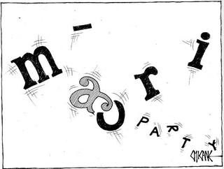 NZ Politics Daily - Bryce Edwards Otago University liberation blog - www.liberation.org.nz Maori Party