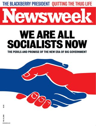 We are all socialists now NZ Politics Daily Bryce Edwards University of Otago liberation blog www.liberation.org.nz