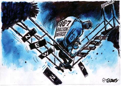 D Budget 2011 National NZ Politics Daily - Bryce Edwards Otago University liberation blog - www.liberation.org.nz