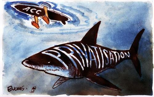 Acc privatisation NZ Politics Daily - Bryce Edwards Otago University liberation blog - www.liberation.org.nz