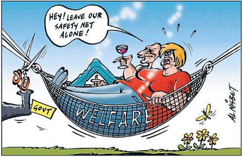 Welfare reform NZ Politics Daily Bryce Edwards University of Otago liberation blog www.liberation.org.nz