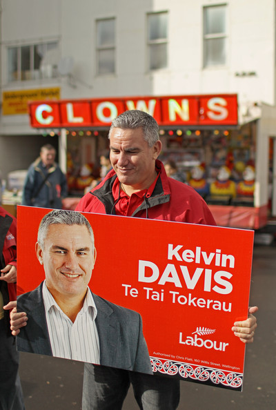 1d Kelvin+Davis+Labour+PartyNZ Politics Daily - Bryce Edwards Otago University liberation blog - www.liberation.org.nz