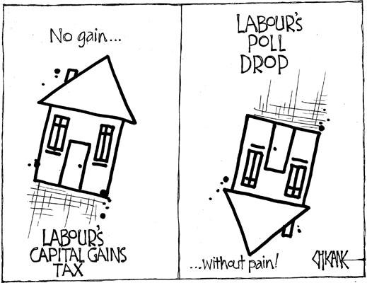 Labour party opinion polls NZ Politics Daily - Bryce Edwards Otago University liberation blog - www.liberation.org.nz
