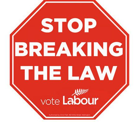 Stop asset sales labour party whaleoil NZ Politics Daily - Bryce Edwards Otago University liberation blog - www.liberation.org.nz