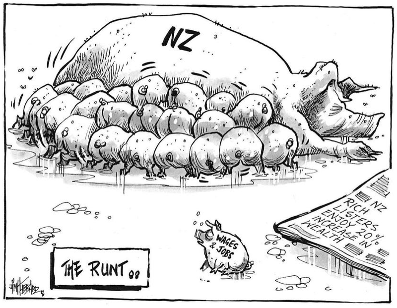 Inequality in NZ NBR Rich List NZ Politics Daily Bryce Edwards University of Otago liberation blog www.liberation.org.nz
