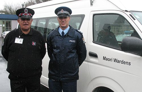 Maori Wardens RWC NZ Politics Daily - Bryce Edwards Otago University liberation blog - www.liberation.org.nz