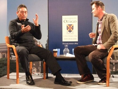 Hone Harawira Vote Chat NZ Politics Daily - Bryce Edwards Otago University liberation blog - www.liberation.org.nz