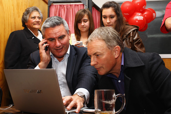 Labour goff NZ Politics Daily - Bryce Edwards Otago University liberation blog - www.liberation.org.nz