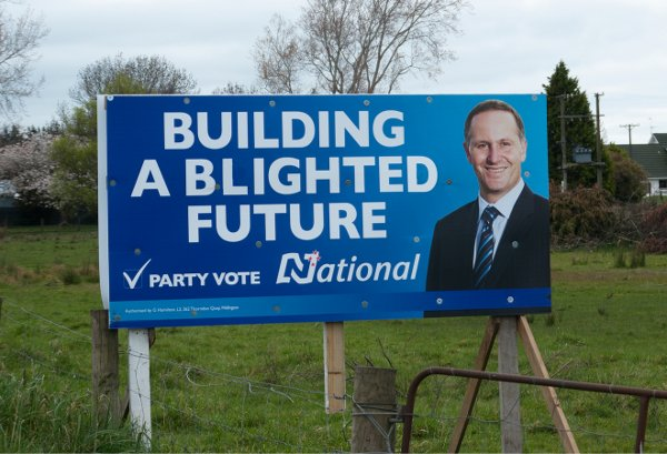 Building a Brighter Future National NZ Politics Daily - Bryce Edwards Otago University liberation blog - www.liberation.org.nz