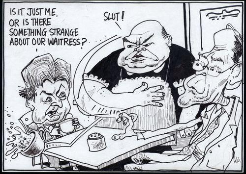 Brash hide dunne NZ Politics Daily - Bryce Edwards Otago University liberation blog - www.liberation.org.nz
