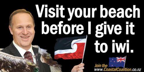 Coastal Coalition NZ Politics Daily - Bryce Edwards Otago University liberation blog - www.liberation.org.nz