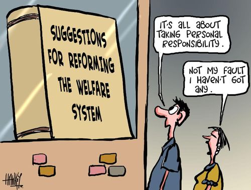 Suggestions for reforming the welfare system.NZ Politics Daily - Bryce Edwards Otago University liberation blog - www.liberation.org.nz