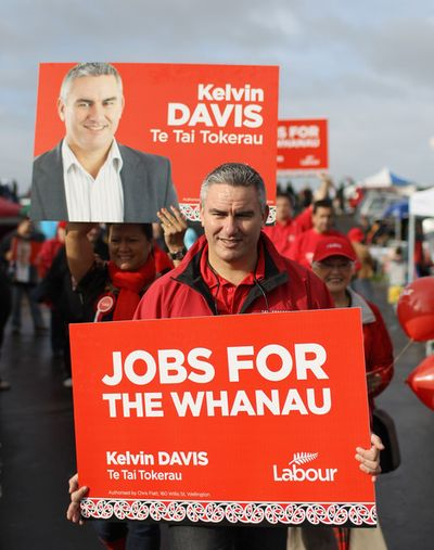 Kelvin Davis Labour Party Te Tai Tokerau NZ Politics Daily Bryce Edwards University of Otago liberation blog www.liberation.org.nz