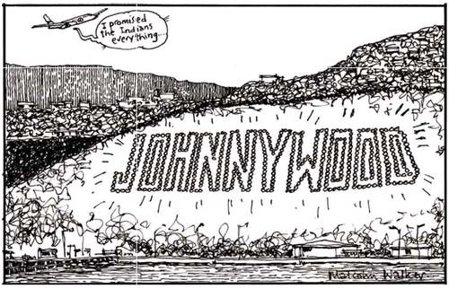John Key India Bollywood NZ Politics Daily - Bryce Edwards Otago University liberation blog - www.liberation.org.nz