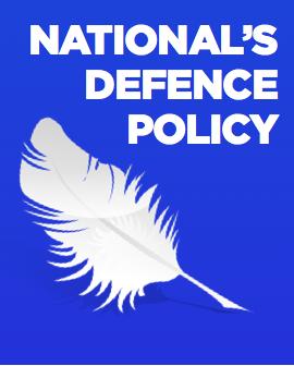 Nationals_defence_policy NZ Politics Daily - Bryce Edwards Otago University liberation blog - www.liberation.org.nz