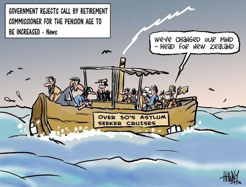 1 refugee boat retirement NZ Politics Daily Bryce Edwards University of Otago liberation blog www.liberation.org.nz
