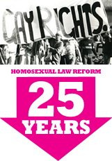 Gay rights 25 years NZ Politics Daily Bryce Edwards University of Otago liberation blog www.liberation.org.nz