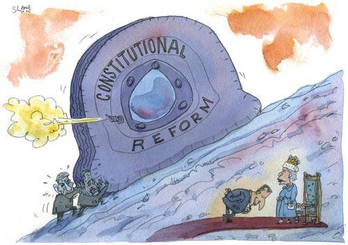 Constitutional Reform. NZ Politics Daily - Bryce Edwards Otago University liberation blog - www.liberation.org.nz