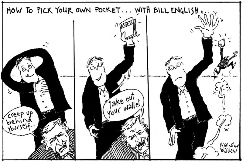 Bill English NZ Politics Daily Bryce Edwards University of Otago liberation blog www.liberation.org.nz v
