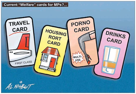 MP expenses election NZ Politics Daily - Bryce Edwards Otago University liberation blog - www.liberation.org.nz