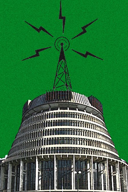 Beehive Greens Niki Lomax NZ Politics Daily - Bryce Edwards Otago University liberation blog - www.liberation.org.nz