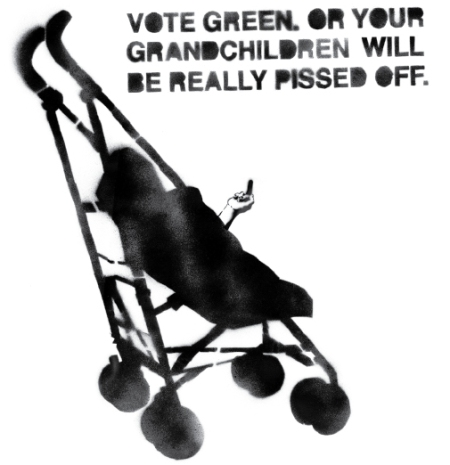 Poster pissed Greens Niki Lomax NZ Politics Daily - Bryce Edwards Otago University liberation blog - www.liberation.org.nz