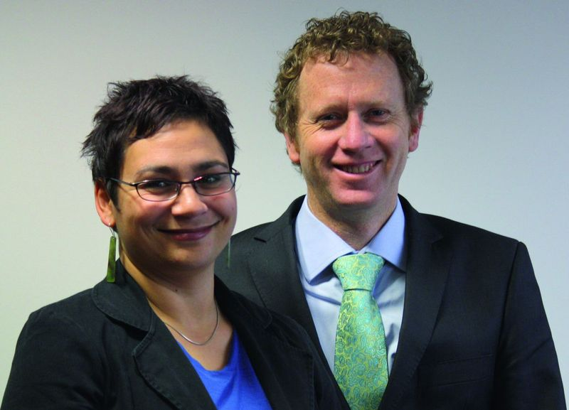 Business suits Greens Niki Lomax NZ Politics Daily - Bryce Edwards Otago University liberation blog - www.liberation.org.nz