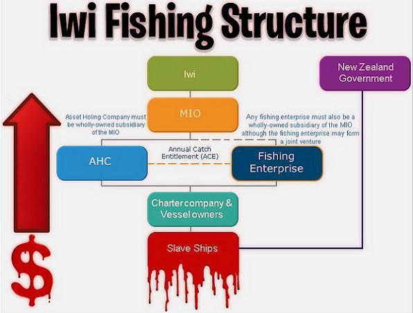 Iwi fishing NZ Politics Daily - Bryce Edwards Otago University liberation blog - www.liberation.org.nz