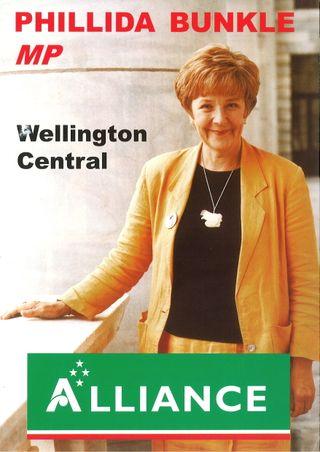 Phillida bunkle Greens Niki Lomax NZ Politics Daily - Bryce Edwards Otago University liberation blog - www.liberation.org.nz
