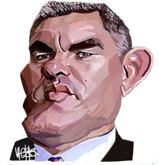 Kelvin Davis. NZ Politics Daily Bryce Edwards University of Otago liberation blog www.liberation.org.nz