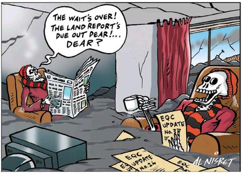Christchurch earthquake NZ Politics Daily - Bryce Edwards Otago University liberation blog - www.liberation.org.nz