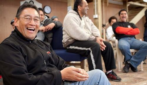 Harawira mana maori NZ Politics Daily - Bryce Edwards Otago University liberation blog - www.liberation.org.nz