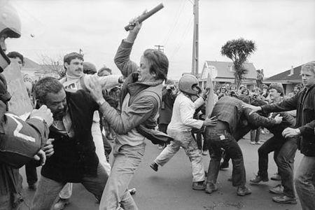 1981 Springbok tour NZ Politics Daily - Bryce Edwards Otago University liberation blog - www.liberation.org.nz