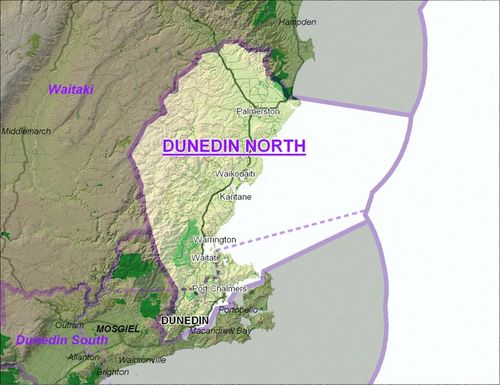 Dunedin_north NZ Politics Daily - Bryce Edwards Otago University liberation blog - www.liberation.org.nz electoral deals