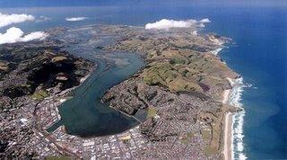 Dunedin+Harbour NZ Politics Daily - Bryce Edwards Otago University liberation blog - www.liberation.org.nz