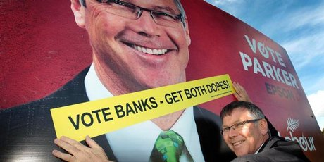 Drug reform parties NZ Politics Daily - Bryce Edwards Otago University liberation blog - www.liberation.org.nz