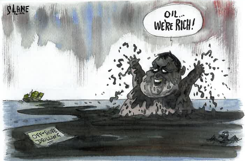 Rena oil spill NZ Politics Daily - Bryce Edwards Otago University liberation blog - www.liberation.org.nz