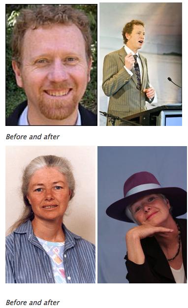 Before and after Greens Niki Lomax NZ Politics Daily - Bryce Edwards Otago University liberation blog - www.liberation.org.nz