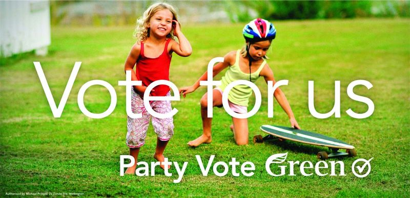 Green professionalisation Greens Niki Lomax NZ Politics Daily - Bryce Edwards Otago University liberation blog - www.liberation.org.nz