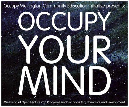 Occupy Wellington John Moore liberation blog