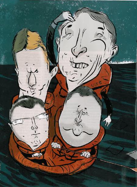 Phil Goff Labour Party  NZ Politics Daily - Bryce Edwards Otago University liberation blog - www.liberation.org.nz