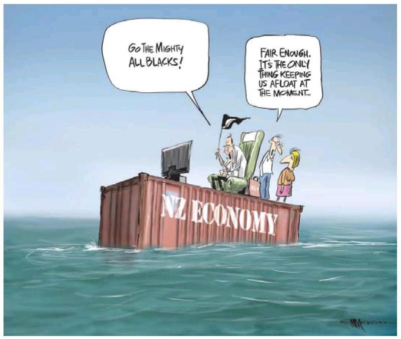 Rena economy NZ Politics Daily - Bryce Edwards Otago University liberation blog - www.liberation.org.nz